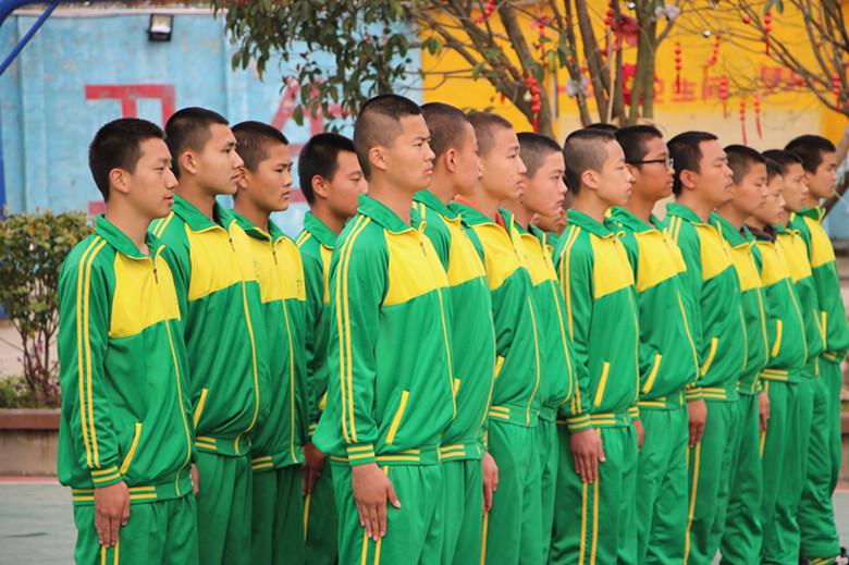 长沙青少年特训学校叛逆少年管教学校周一升国