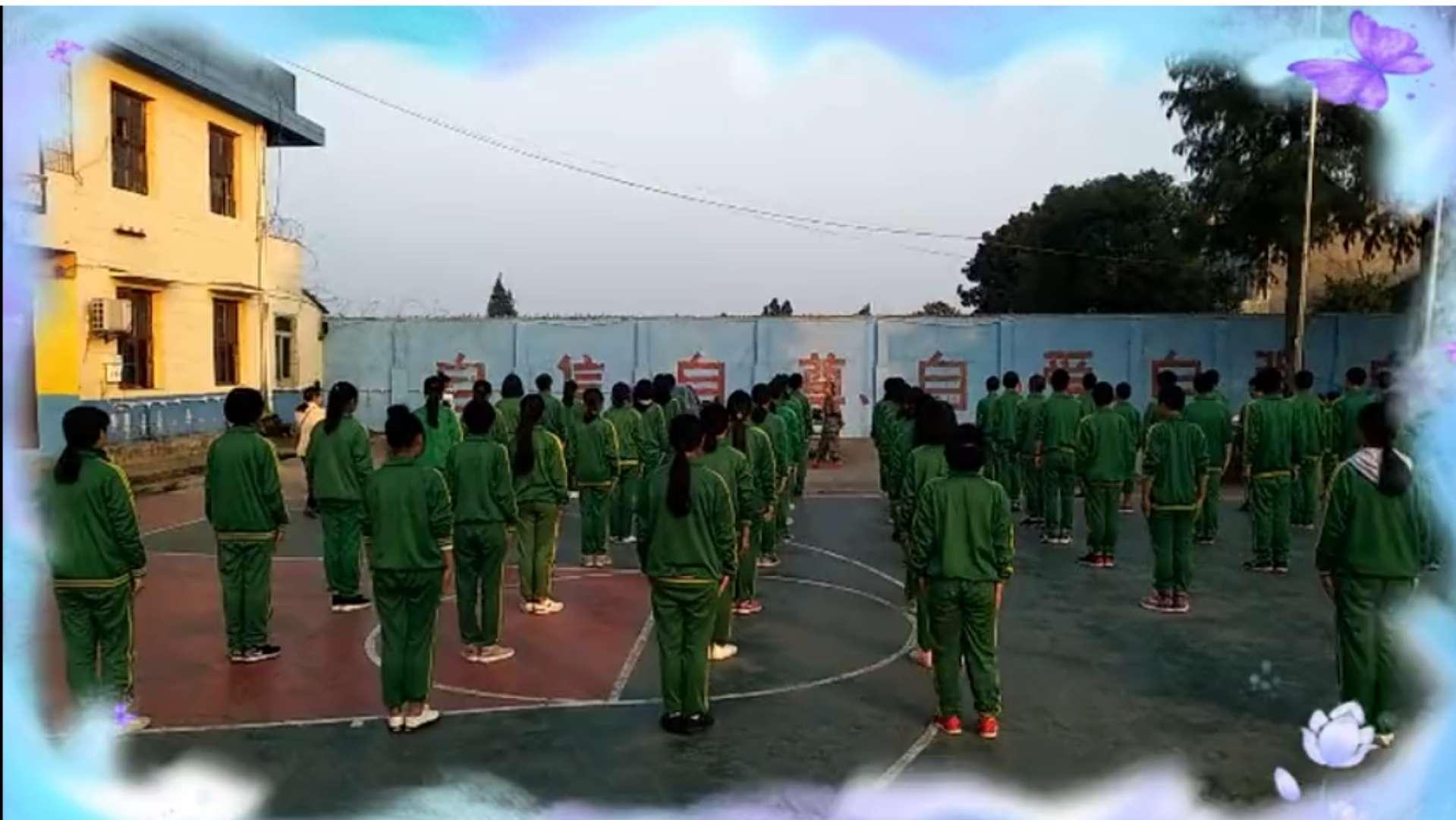 长沙素质教育学校自编舞蹈《国家》